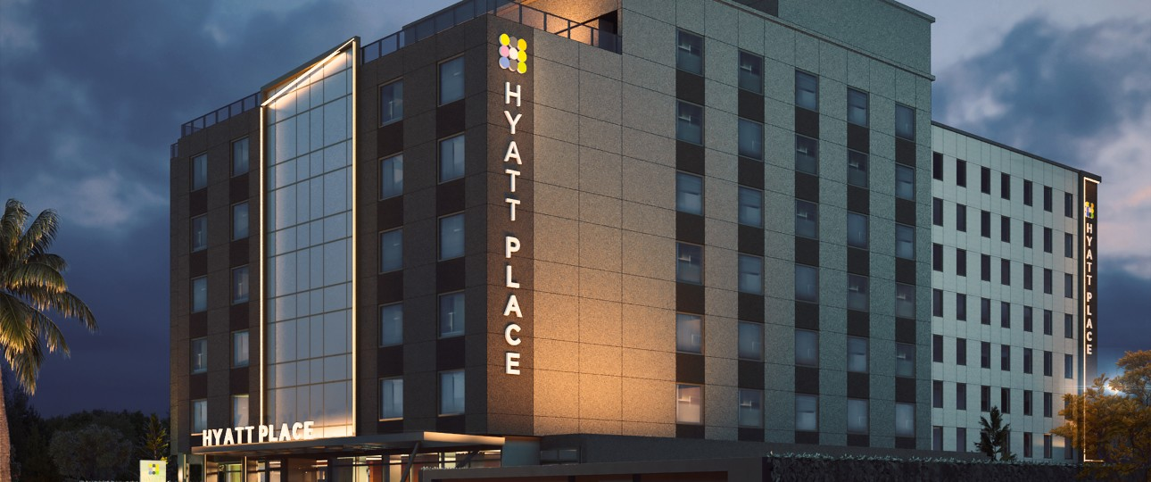 Elandis completes the structure of Hyatt Place Macaé Hotel in Brazil