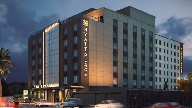 Elandis conclui a estrutura do Hotel Hyatt Place Macaé em Brasil