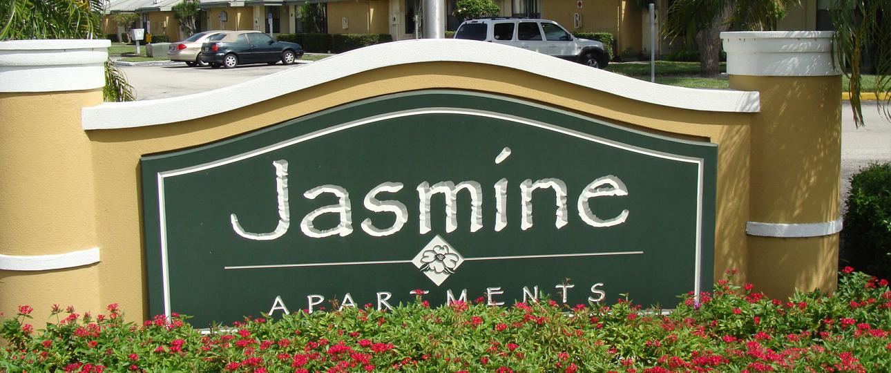 Jasmine at Tamarac