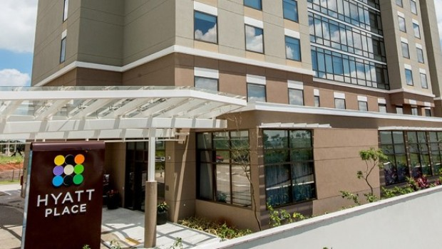 Elandis completes first of multiple Hyatt Place Hotels in Brazil